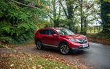 Honda CR-V 2018 road test review - hero static