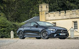 Mercedes-AMG CLS 53 2018 road test review - static hero