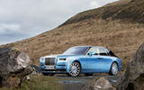 Rolls Royce Phantom 2018 review static