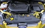 1.6-litre Ecoboost Ford Focus engine