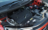 Citroen C5 Aircross 2019 road test review - engine
