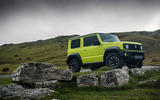 Suzuki Jimny 2018 road test review - hero static