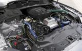 50g/km Jaguar XJ driven