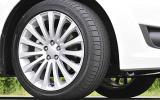 Subaru Legacy alloy wheels