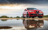 Alfa Romeo Stelvio Quadrifoglio 2019 road test review - hero static