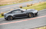 Aston Martin DBS Superleggera 2018 road test review - driving side