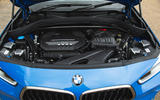 BMW X2 M35i 2019 road test review - engine