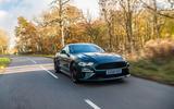 Ford Mustang Bullitt 2018 road test review - on the road hero