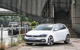 Volkswagen Polo GTI 2018 road test review static hero