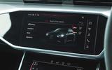 Audi RS6 Avant 2020 road test review - drive modes