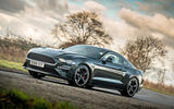 Ford Mustang Bullitt 2018 road test review - static hero
