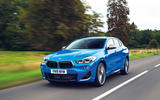 BMW X2 M35i 2019 road test review - on the road front