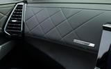 DS 7 Crossback 2018 road test review interior trim