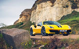 Ferrari 488 Pista 2019 road test review - static