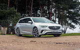 Vauxhall Insignia Sports Tourer GSI review static hero