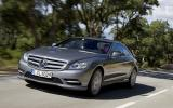 Mercedes-Benz CL 500 BlueEfficiency