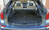 BMW 5 Series GT extended boot space