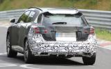 Mercedes GLA AMG Spotted - latest pics