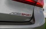 AC Schnitzer ACS5 Sport 2020 road test review - rear badge