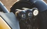 Ariel Atom 4 2019 road test review - headlights