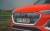 4 Audi E Tron S 2021 RT nose