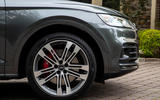 Audi SQ5 TDI 2020 road test review - alloy wheels