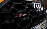 4 audi sq5 2021 first drive review grille badge