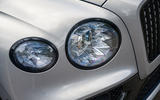 Bentley Flying Spur 2020 road test review - headlights