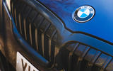 BMW 3 Series Touring 2020 road test review - kidney grille