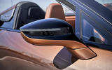 BMW i8 Roadster 2018 review wing mirrors