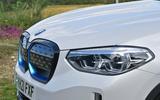 4 BMW iX3 2021 FD grille