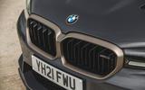 4 BMW M5 CS 2021 RT nose