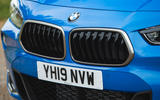 BMW X2 M35i 2019 road test review - kidney grille