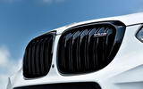 BMW X3 M Competition 2019 review - kidney grille