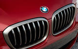 BMW X4 2018 road test review kidney grille