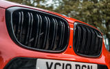 BMW X4 M Competition 2019 road test review - kidney grilles