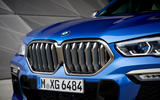 BMW X6 M50i 2019 road test review - kidney grille