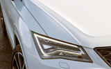 Cupra Ateca 2019 road test review - headlights