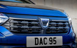 4 dacia sandero tce 90 2021 uk first drive review nose