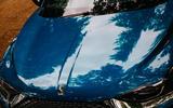 DS 3 Crossback 2019 road test review - bonnet