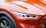 4 Ford Mustang Mach e 2021 RT headlights