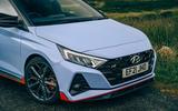 4 Hyundai i20 N 2021 RT nose