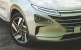 Hyundai Nexo 2019 road test review - headlights