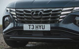 4 Hyundai Tucson 2021 road test review nose