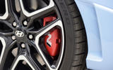 Hyundai Veloster N 2018 review - alloy wheels