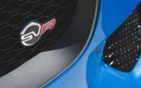 Jaguar F-Pace SVR 2019 first drive review - SVR badge