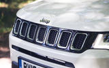 Jeep Compass 2018 road test review - front bumper