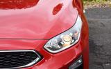 Kia Ceed 2018 road test review headlights