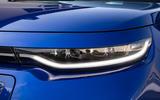 Kia Soul EV 2019 European first drive - headlights
