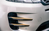 4 Land Rover Range Rover Evoque 2021 road test review front bumper